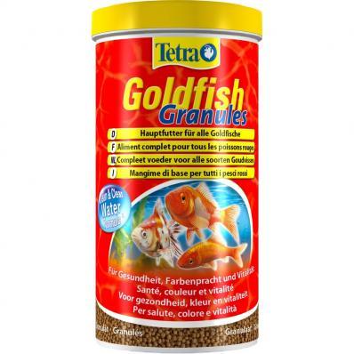 Tetra Goldfish Granules 1л гранулы