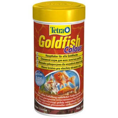 Tetra Goldfish Colour 100 мл.