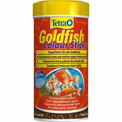 Tetra Goldfish Colour Sticks 250 мл