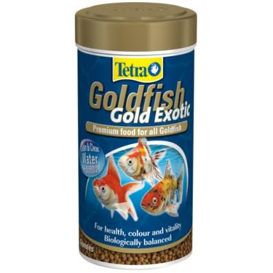 Tetra Goldfish Gold Exotic 250мл