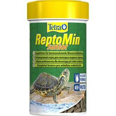 Tetra ReptoMin Junior гранулы для черепах 100мл