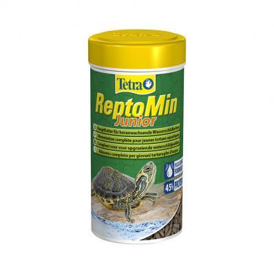 Tetra ReptoMin Junior гранулы для черепах 250мл