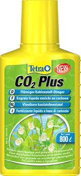 Tetra CO2 PLUS растворенный углекислый газ 100 мл