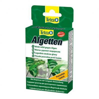 Tetra Algetten 12 табл. на 120 л