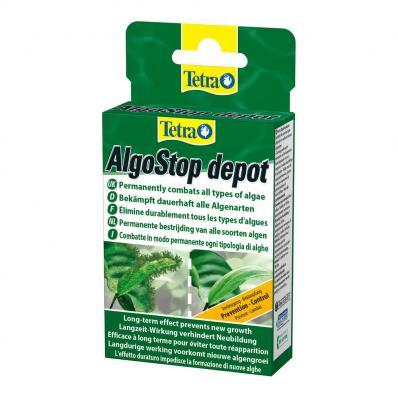 Tetra AlgoStop Depot 12 табл. 600л