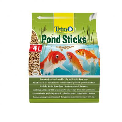 Tetra Pond Sticks  4л