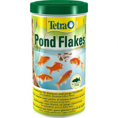 Tetra Pond Flakes 1л