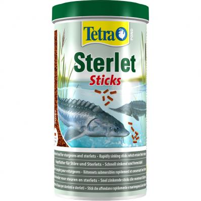 TetraPond Sterlet Sticks 1л - корм для осетровых и стерляди