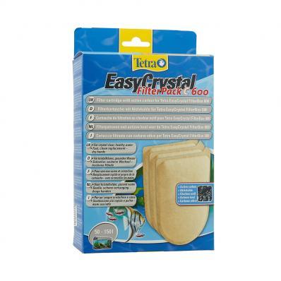 Картридж для фильтра Tetratec EasyCrystal FilterPack C 600 с углём