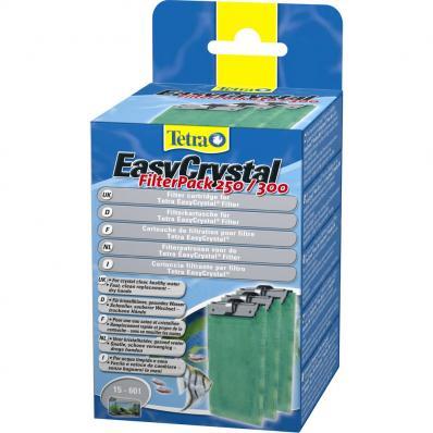 Картридж для фильтров Tetra EasyCrystal FilterPack 250/300 (3шт)