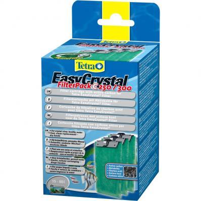 Картридж с углем Tetra EasyCrystal Filter pack С 250/300 (3шт)