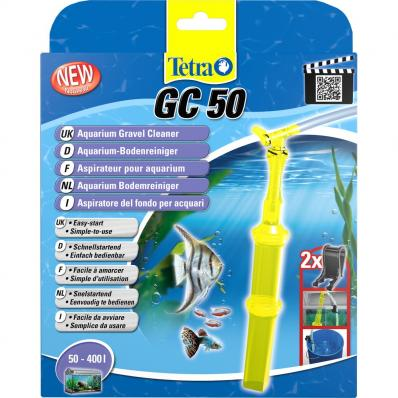 Tetratec GC50 - грунтоочиститель большой от 50-400л
