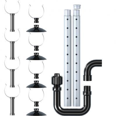 Набор трубок и креплений для выхода воды внешнего фильтра TetraTec EX 400/600/700