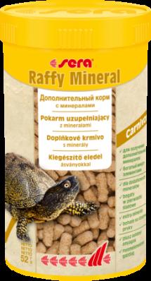 Корм Sera для рептилий RAFFY MINERAL 250 мл 52 г
