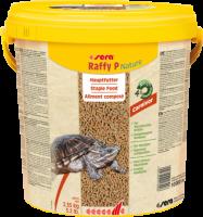 Корм Sera для рептилий RAFFY P 10 л 2 кг