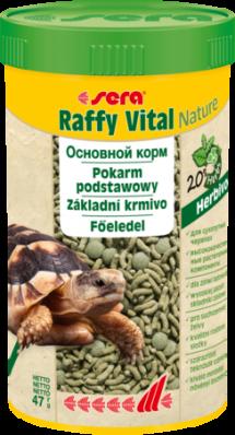 Корм Sera для рептилий RAFFY VITAL  250 мл 47 г
