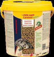 Корм Sera для рептилий Reptil Professional Carnivor 10000 мл 3,2 кг