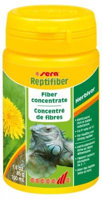 Sera Растительная подкормка для рептилий Reptifiber 100 мл 45 г