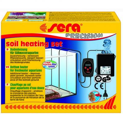 Контроллер от нагревателя Sera soil heating set