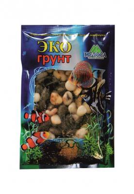 Грунт для аквариума ЭКОгрунт Галька Феодосия 15-20 мм