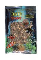 Грунт для аквариума ЭКОгрунт Гравий речной 4-8 мм