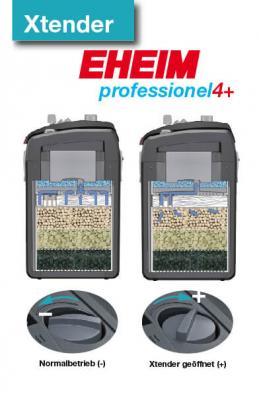 Внешний фильтр EHEIM Professionel 4+ 350