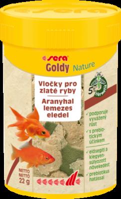 Корм для золотых рыбок SERA Goldy Nature 100мл (22г)