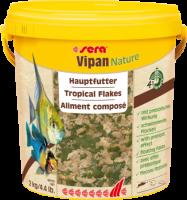 Корм для рыб SERA VIPAN NATURE 10л (2кг)
