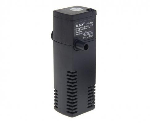 Внутренний фильтр ALEAS 220 л/ч, 4 w