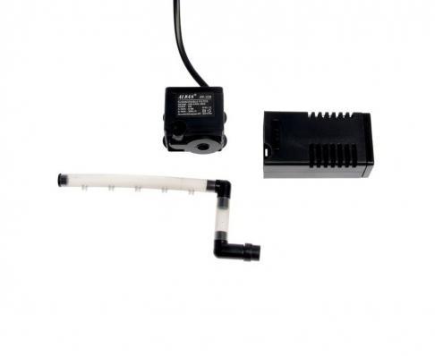 Внутренний фильтр с флейтой ALEAS 300 л/ч, 5w