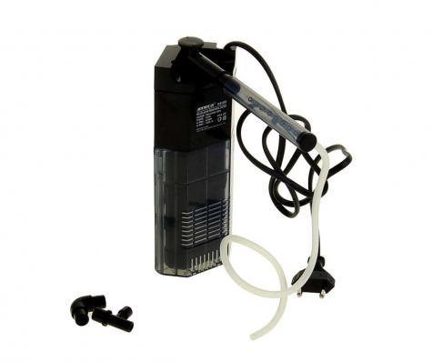 Внутренний фильтр угловой ALEAS 150 л/ч, 3,5w