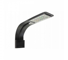 Аквариумный светодиодный светильник ALEAS X5 LEDx24, 10w, черный