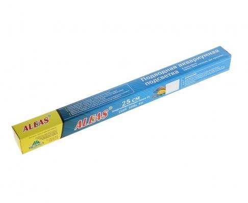 Подсветка подводная ALEAS Голубая 4w 25 см