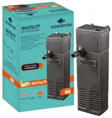 Внутренний фильтр для аквариума HOMEFISH 650
