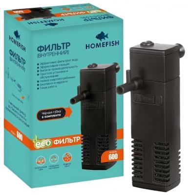 Внутренний фильтр для аквариума HOMEFISH 600