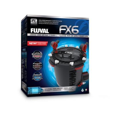 Внешний фильтр Fluval FX6