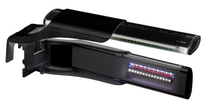 Cветильник для аквариума LEDDY SLIM 10W DUO SUNNY & PLANT черный