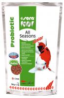 Корм для прудовых рыб SERA Koi Junior All Seasons Probiotic  500 г.