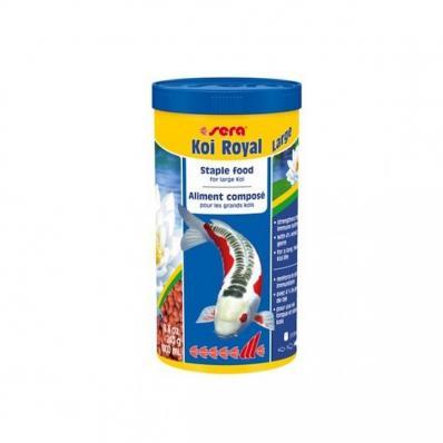 Корм для прудовых рыб SERA KOI ROYAL ST large 1000 мл (240 г)