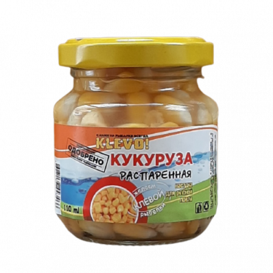Кукуруза Klevo 110мл Стекло Клубника