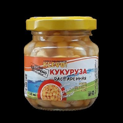 Кукуруза Klevo 110мл Стекло Чеснок