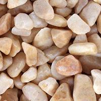 """UDeco Canyon Beige - Натуральный грунт """"Бежевый гравий"""", 4-6 мм, 6 л"""