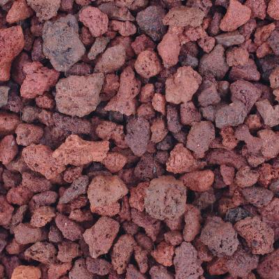 """UDeco Canyon Lava - Натуральный грунт """"Лавовая крошка"""", 10-30 мм"""