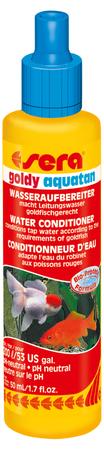 Средство для воды SERA Aquatan Goldy 100 мл