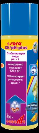 Средство для воды SERA KH/pH-plus 100 мл