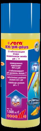 Средство для воды SERA KH/pH-plus 250 мл