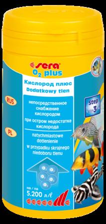 Средство для воды SERA O2-plus 250 мл