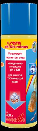 Средство для воды SERA pH-minus 100 мл