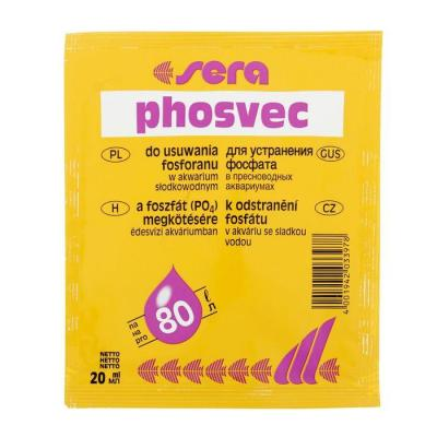 Средство для воды SERA Phosvec 20 мл