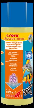 Средство для воды SERA Phosvec 250 мл